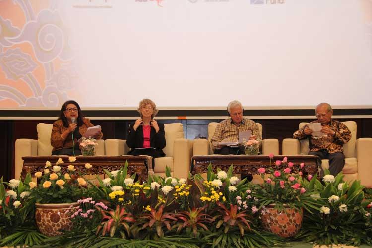 Suasana diskusi dengan anggota AIPI dan mitra DIPI