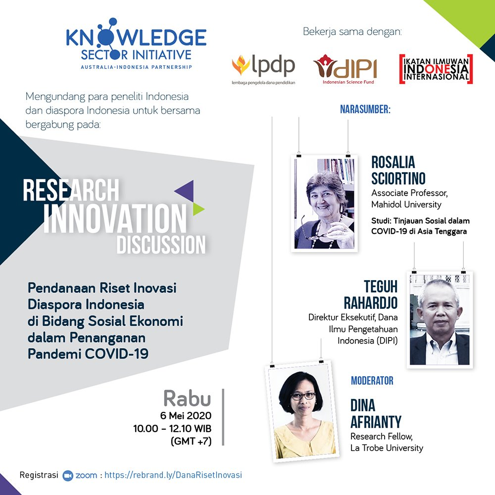 Research Innovation Discussion